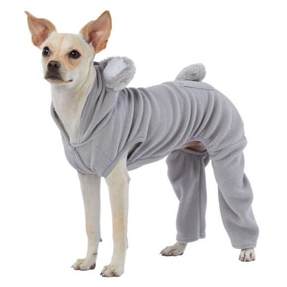 🆕NWT Pet Apparel Koala Pajama in medium